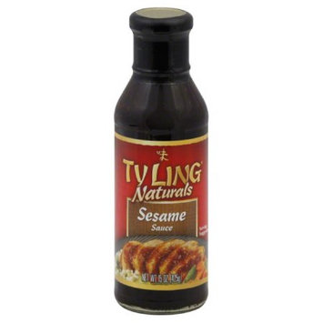Ty Ling Sesame Sauce, 15 OZ (Pack of 2)