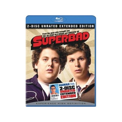 Superbad (Blu-ray) (With INSTAWATCH) (Widescreen)