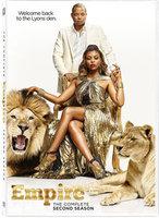 Empire Season 2 (DVD)