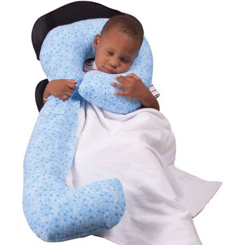 Leachco Nogster Travel Pillow with Built-In Blanket