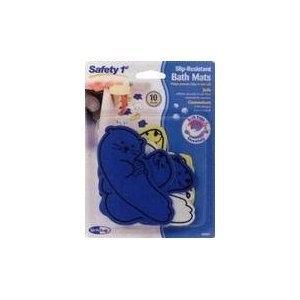 Safety 1st Slip Resistant Bath Safety Mats