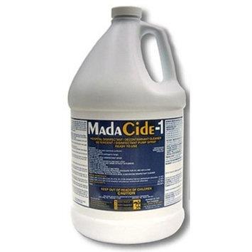 MadaCide-1 Disinfectant Cleaner, Liquid, 1 Gallon, Mada Medical 7009 MadaCide1 - Each