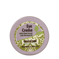 Moringa Concentrated Eye Cream Unscented emulate Natural Care .5 oz Cream