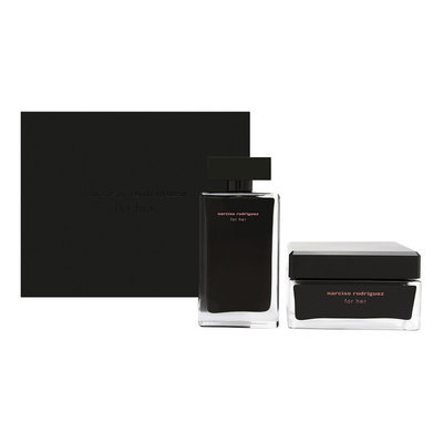 Narciso Rodriguez For Her Eau de Toilette Gift Set - No Colour