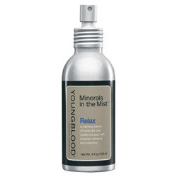 Youngblood Mineral Cosmetics Minerals in the Mist Relax