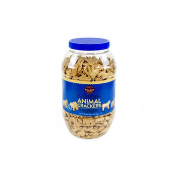 Wellsley Farms Natural Animal Crackers 45 oz