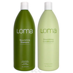 Loma Organics Moisturizing Liter Duo 2 piece