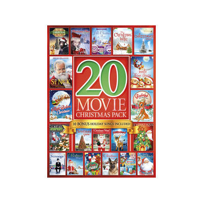 20-Movie Christmas Pack DVD