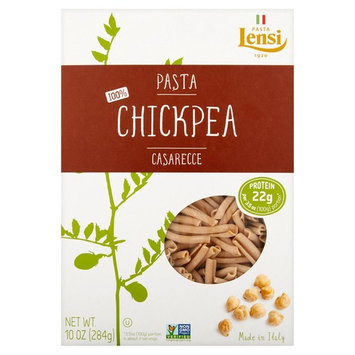 Lensi 100% Chickpea Casarecce Pasta, 10 oz
