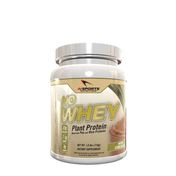 AI Sports Nutrition No Whey Vegan Protein - Natural Chocolate