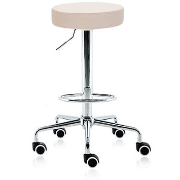 Dr.lomilomi Hydraulic Rolling Medical Massage Salon Spa Bar Stool Chair 507