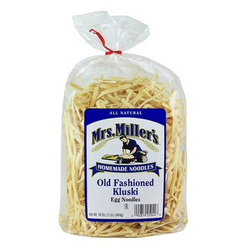 Mrs. Millers Old Fashioned Kluski Egg Noodles 16oz. Bag