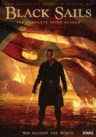 Black Sails-Season 3 DVD