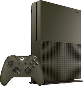 Microsoft - Xbox One S 1TB Battlefield™ 1 Special Edition Console Bundle - Military Green