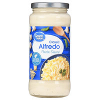 Great Value: Alfredo Pasta & Sauce, 4.4 Oz