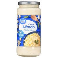 Great Value: Alfredo Pasta & Sauce, 4.4 Oz