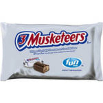 3 Musketeers, Fun Size Chocolate Candy Bars, 20.92 Oz