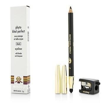 Sisley Phyto Khol Perfect Eyeliner (With Blender and Sharpener) - #1 Black - 1.2g/0.04oz