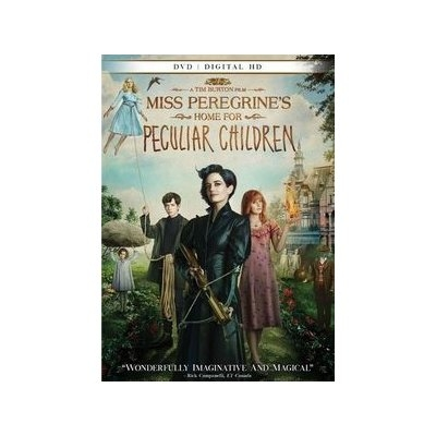 Miss Peregrine's Home For Peculiar Children [includes Digital Copy] (dvd)