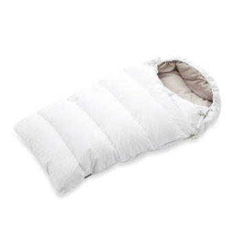 Stokke Xplory Down Sleeping Bag In White