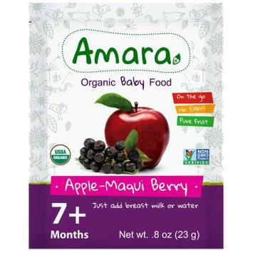AMARA Organic, Applesauce with Maqui Berries