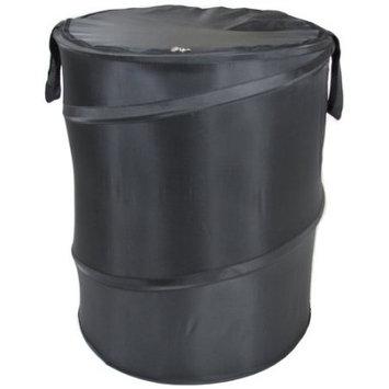Wc Redmon Mainstays Pop-Up Hamper, Black