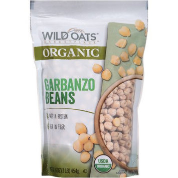 Wild Oats Marketplace Organic Garbanzo Beans, 16 oz