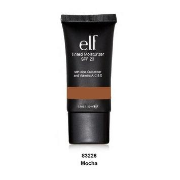 e.l.f. Cosmetics Tinted Moisturizer, Light Coverage, UVA/UVB SPF 20 Protection, Beige, 0.88 Fluid Ounces