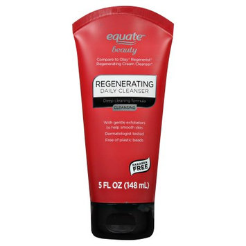Wal-mart Stores, Inc. Equate Beauty Regenerating Daily Cleanser, 5 fl oz