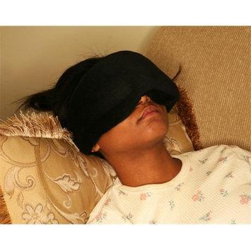 Living Healthy Products Heat-Sensitive Remedy Memory Foam Sleep Mask