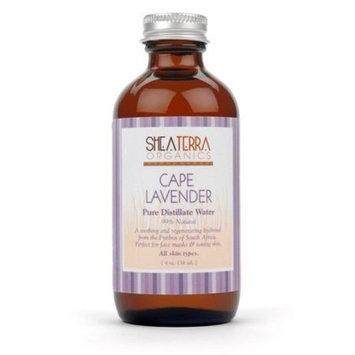 Shea Terra Organics Cape Lavender Pure Distillate Water by Shea Terra Organics