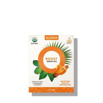Aloha Tea, Boost Herbal Tea, 15 Ct