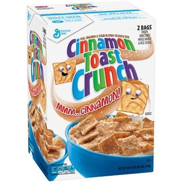 Cinnamon Toast Crunch Cereal (49.5 oz.) (pack of 2)