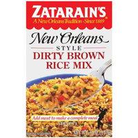 Zatarain's: Dirty Brown New Orleans Style Rice Mix, 6 Oz