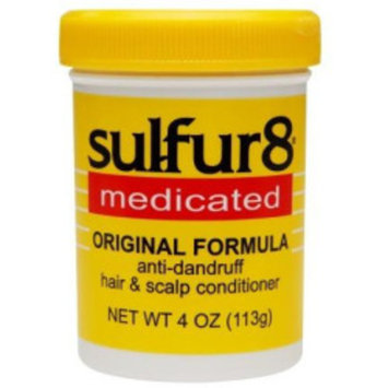 Sulfur8 Medicated Conditioner 4.0 fl oz(pack of 4)