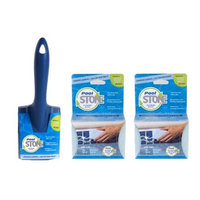 PoolStone Pool and Spa Cleaner Starter Set, with Handle and Two Blocks
