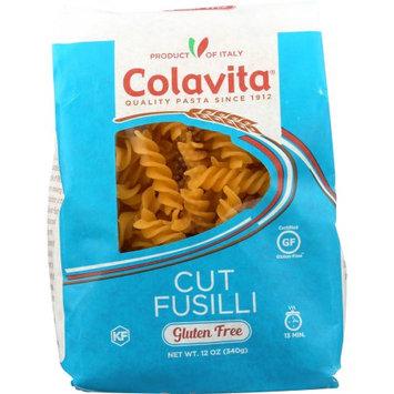 Colavita Gluten Free Cut Fusilli Pasta 12oz