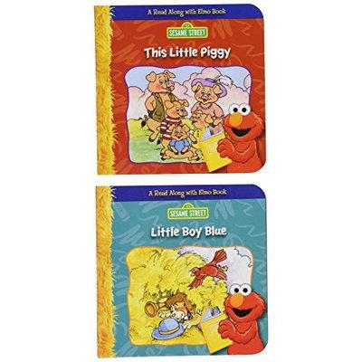 Elmo 2 Book Read-Along Set