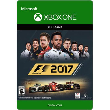 Incomm Xbox One F1 2017 (email delivery)