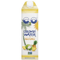 C2O Pure Coconut Water with Pineapple, 33.8 Fl Oz, 12 Ct