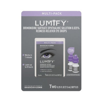 Lumify Redness Reliever Eye Drops, 2 pk.