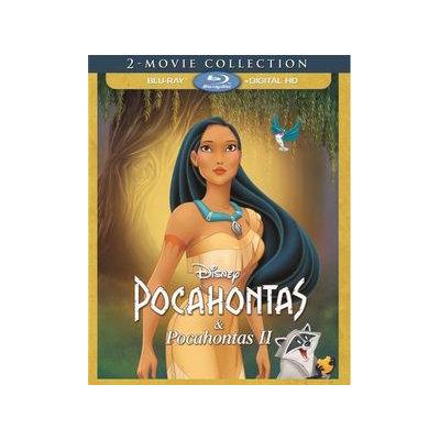 Pocahontas-2 Movie Collection Blu-ray