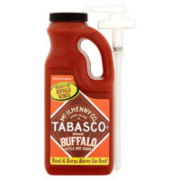 McIlhenny Co. TABASCO Brand Buffalo Style Hot Sauce, 32 fl oz
