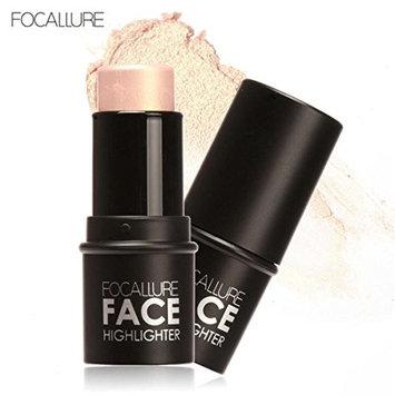 Yoyorule Bling Shadow Highlighting Powder Stick Waterproof Shimmer Silhouette Light Cream