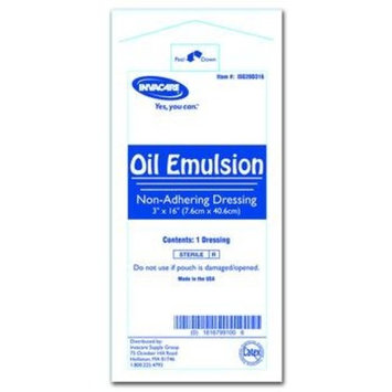 Invacare Oil Emulsion Dressing 3