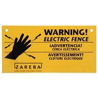 ZAREBA WS100 Woodstream Warning Sign - 10 Pack