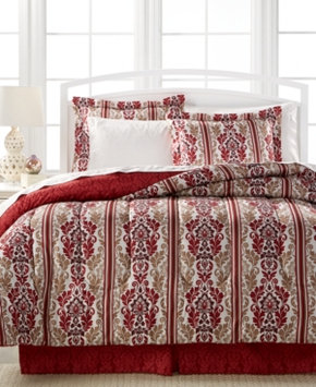 Hamilton 8-Pc. Full Bedding Ensemble Bedding