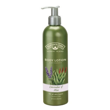 Nature's Gate Natures Gate 230517 Moisturizing Lotions Lavender 18 fl. oz Unless Noted
