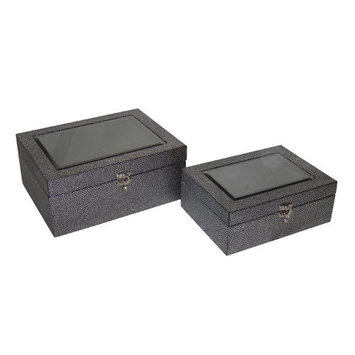 Cheungs 2 Piece Mirror Top Box Set