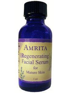 Regenerating Facial Serum 1 oz by Amrita Aromatherapy